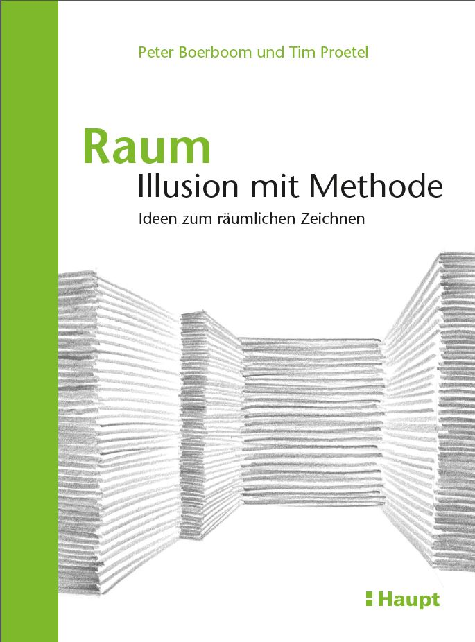 raum illusion mit methode